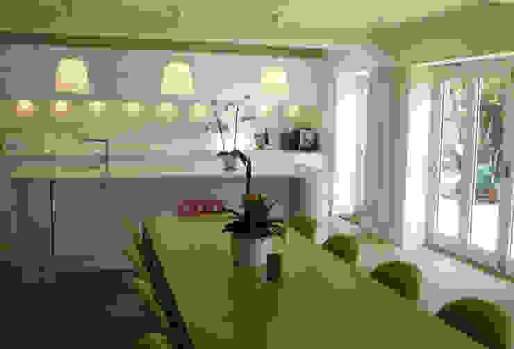 Private Residential Refurbishment, Kent Modern dining room by STUDIO 9010 Modern