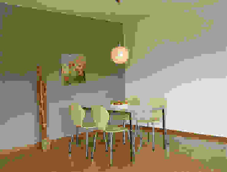 Eigentumswohnung im Bungalowstil, Siegen Raumpraesenz-Homestaging Moderne Esszimmer