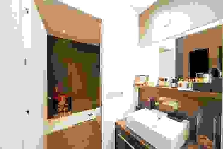 Private House Baños modernos de MNA Studio | Macchi Nicastri Architetti Moderno