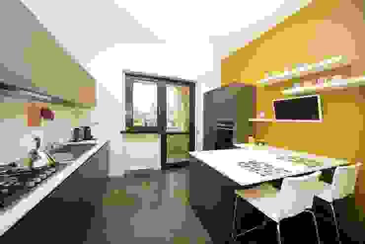 Private House Modern kitchen by MNA Studio | Macchi Nicastri Architetti Modern