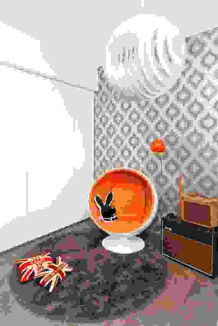 Private House Modern Study Room and Home Office by MNA Studio | Macchi Nicastri Architetti Modern