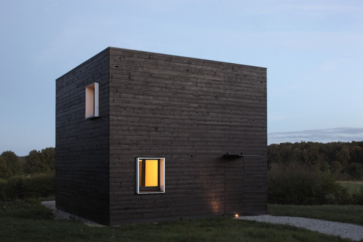 Maison en Normandie par BECKMANN N'THÉPÉ ARCHITECTES
