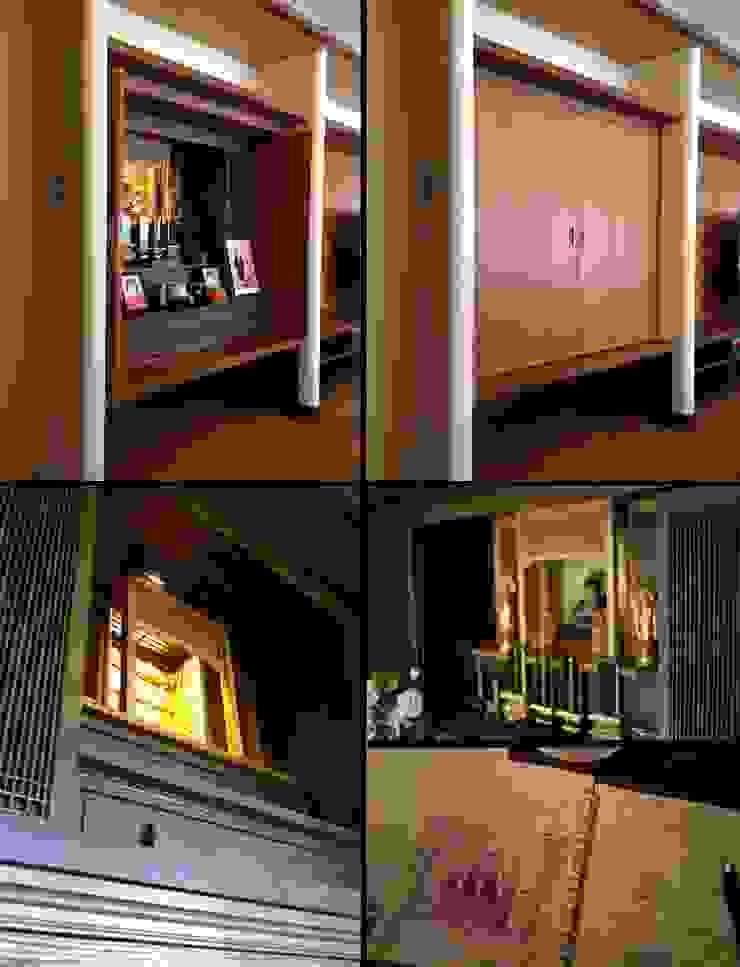 H2O設計室 ( H2O Architectural design office ) Living roomStorage