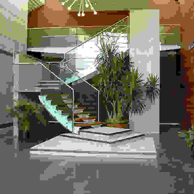 DIESEL headquarter Espaces de bureaux modernes par Ni.va. Srl Moderne