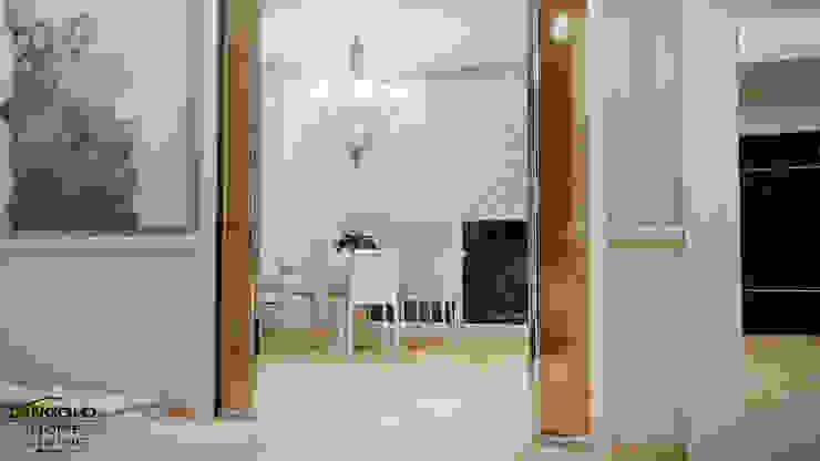 Cucina Classico Contemporaneo Cucina eclettica di LANGOLO HOME LIVING Eclettico