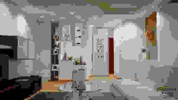 Salones eclécticos de LANGOLO HOME LIVING Ecléctico