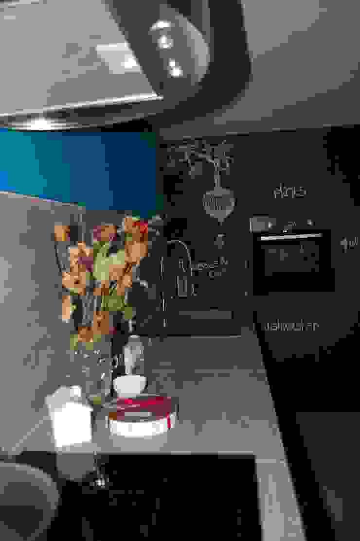 DESIGN E RISPARMIO Cucina eclettica di Inarte Progetti di Lucio Mana Eclettico