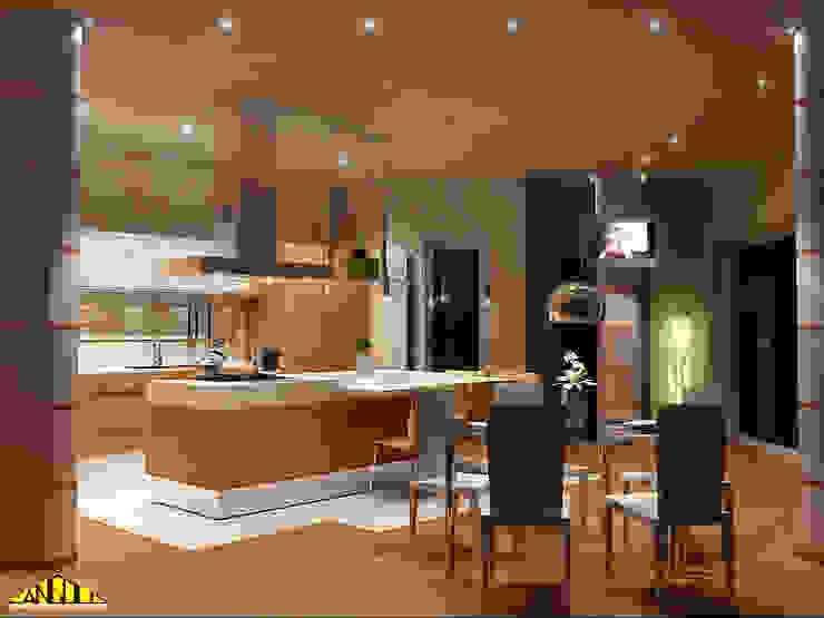 Cucina moderna di LANGOLO HOME LIVING Moderno