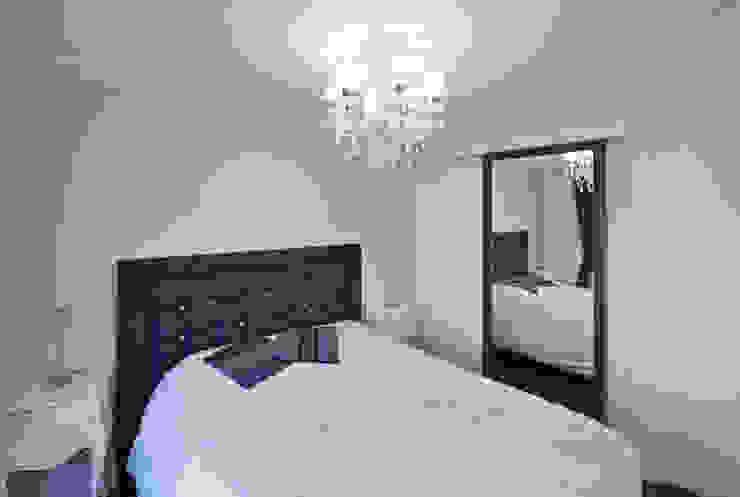 Une chambre classique Chambre classique par Fables de murs Classique