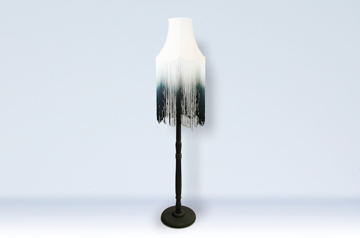 Boutique Lamps by Belle & Videre: modern  by Lime Lace Eclectic Interiors, Modern