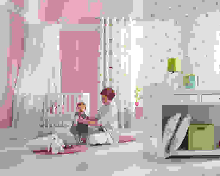 Casadeco Kindertapeten Playtime Klassische Kinderzimmer von Fantasyroom-Wohnträume für Kinder Klassisch