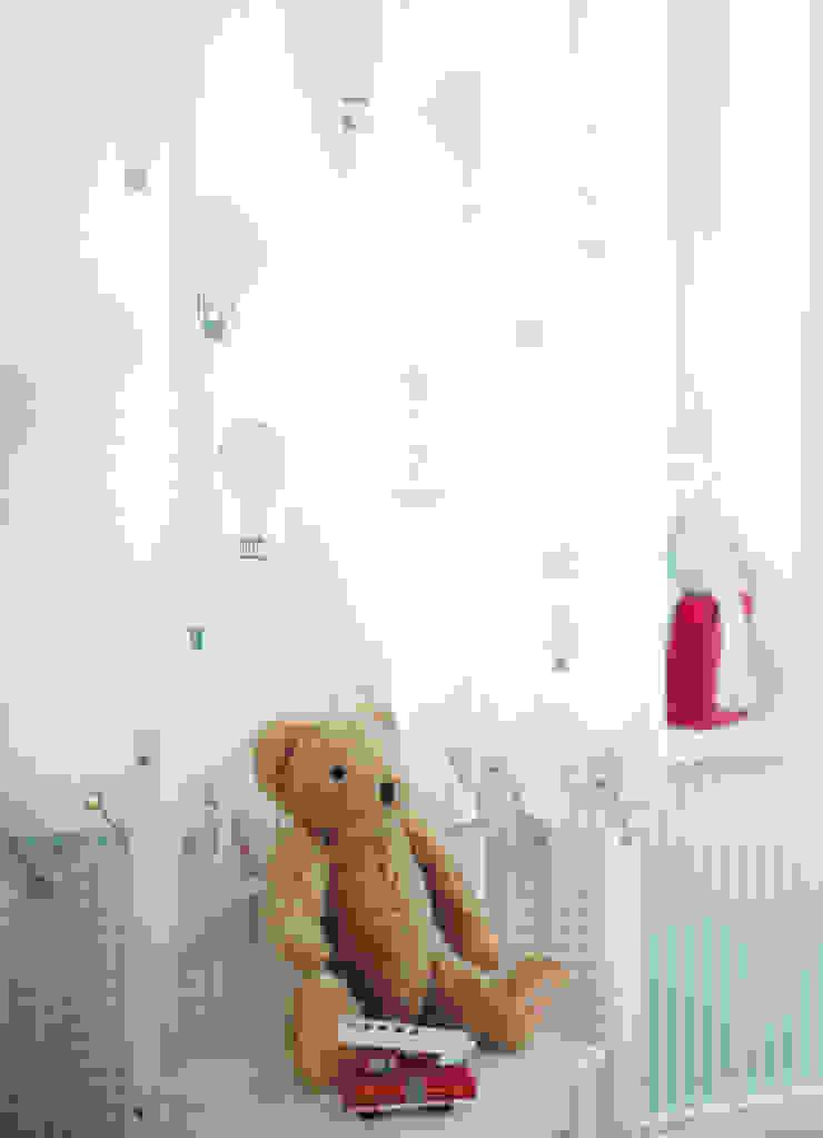Casadeco Kindertapeten und Stoffe Jules et Julie Klassische Kinderzimmer von Fantasyroom-Wohnträume für Kinder Klassisch