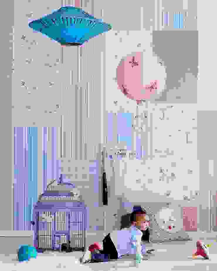 de Fantasyroom-Wohnträume für Kinder Ecléctico