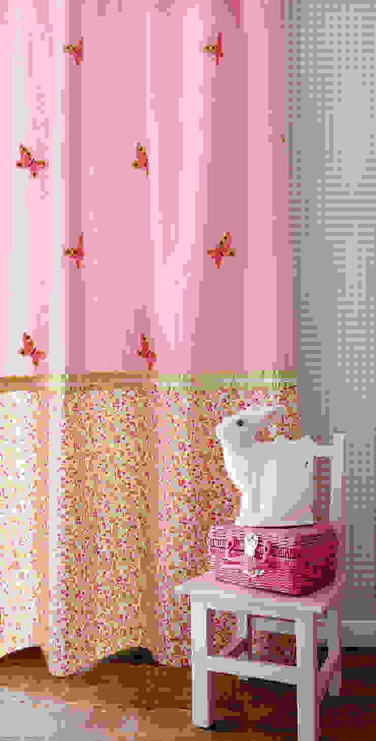 Dormitorios infantiles de estilo ecléctico de Fantasyroom-Wohnträume für Kinder Ecléctico