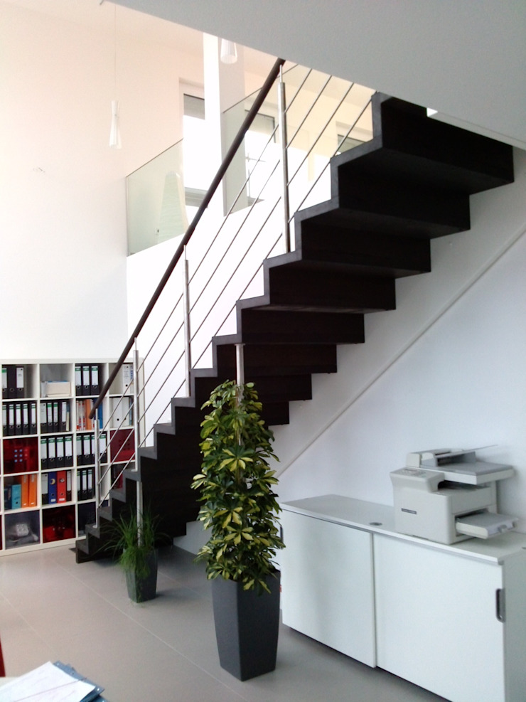 Faltwerktreppe von Bogner treppenbau GmbH