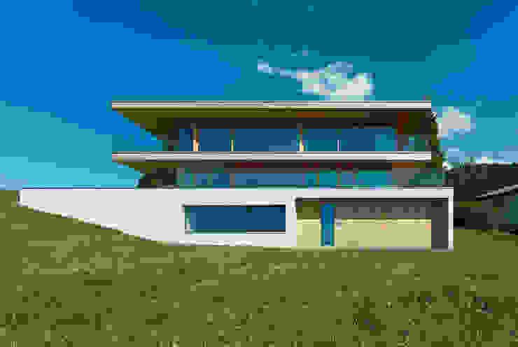 Dietrich | Untertrifaller Architekten ZT GmbH 現代房屋設計點子、靈感 & 圖片