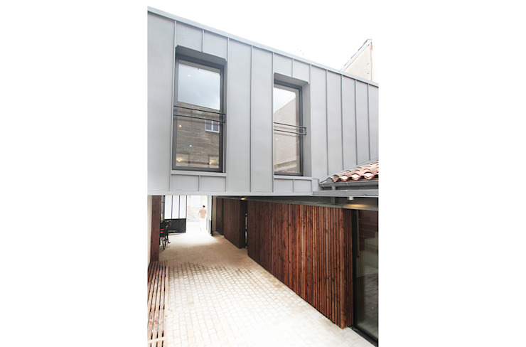 MAISON BEZIERS – BORDEAUX [33] Maisons modernes par 3759 Architecture Moderne