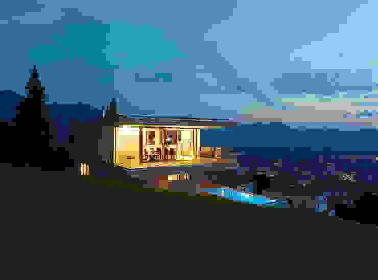 Haus SF Moderne Häuser von Dietrich | Untertrifaller Architekten ZT GmbH Modern