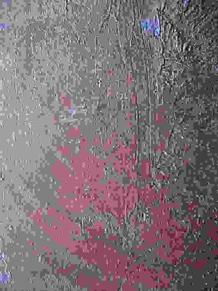 texture et matiere:embruns Salle de bain par les ateliers decodalice