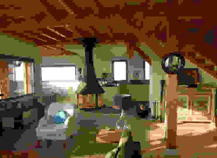 Projekty,   zaprojektowane przez EURL Cyril DULAU architecte, Śródziemnomorski