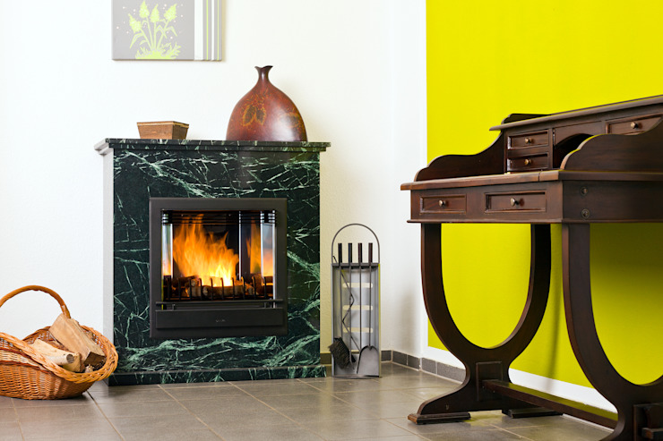Kaminstudio Klaus Ehrlicher Living roomFireplaces & accessories
