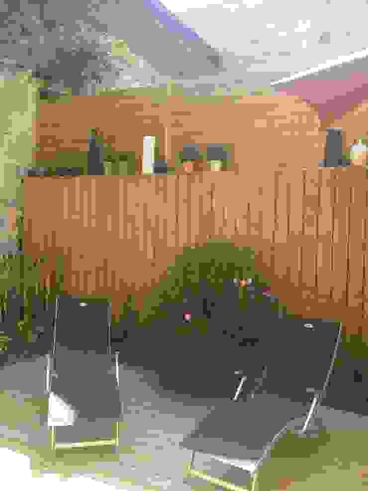 Echoppe Bordelaise Jardin d'hiver moderne par AUDE SWEET HOME Moderne