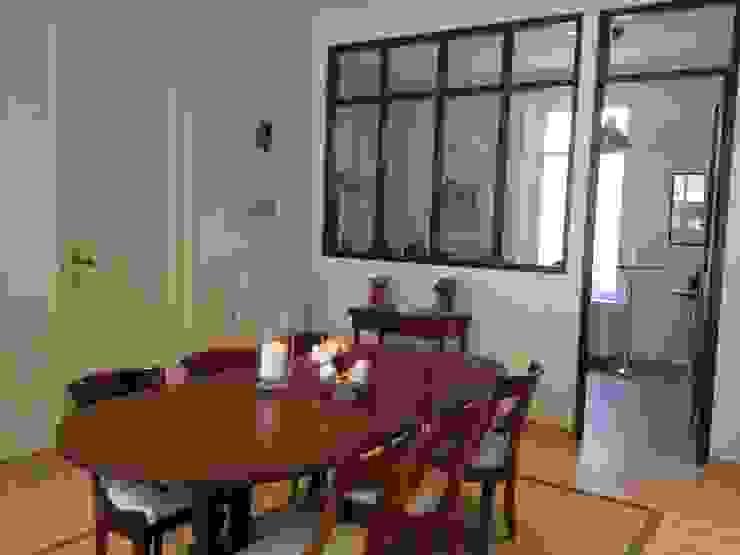 Echoppe Bordelaise Salle à manger moderne par AUDE SWEET HOME Moderne