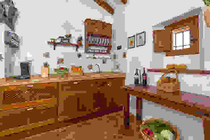 Cuisine de style  par Espacios y Luz Fotografía, Rustique