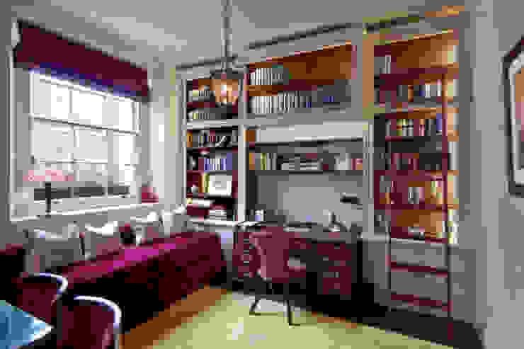 Connaught Square—Apartment by Eliska Design Associates Ltd.