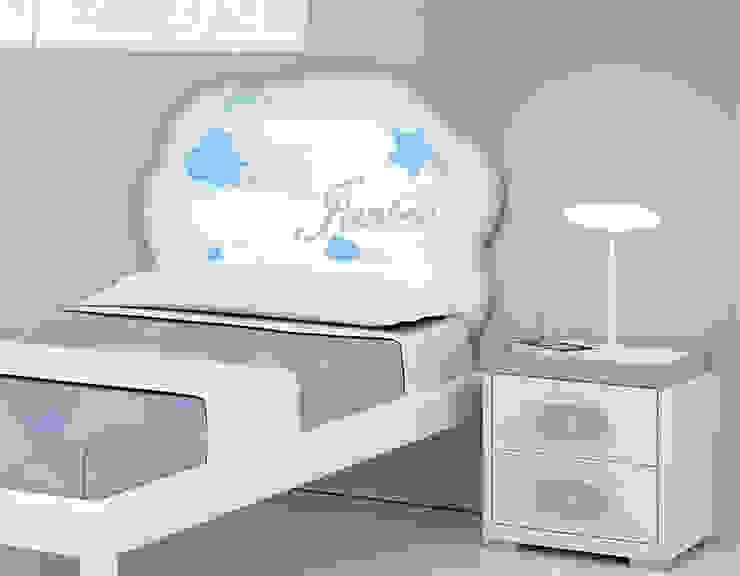 Cabezal de cama de Tapi Sueños Moderno