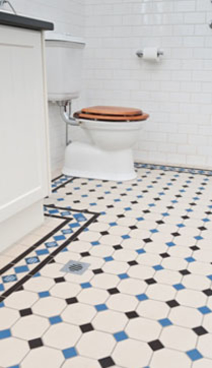 Geometric (Victorian) Tiles: classic  by Original Features, Classic