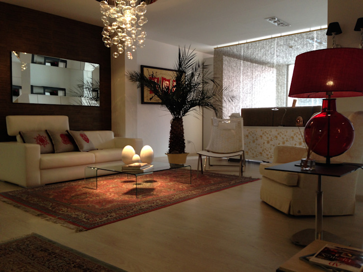 Modern living room by Valentini Arredamenti Modern