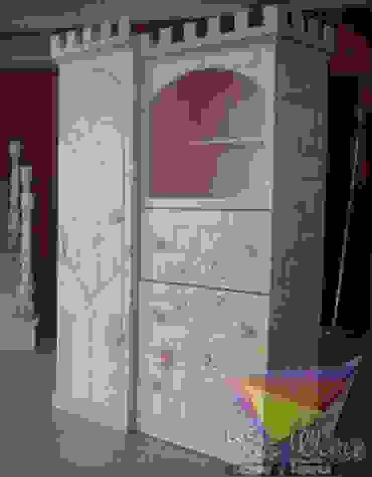 ropero para princesas de camas y literas infantiles kids world Clásico