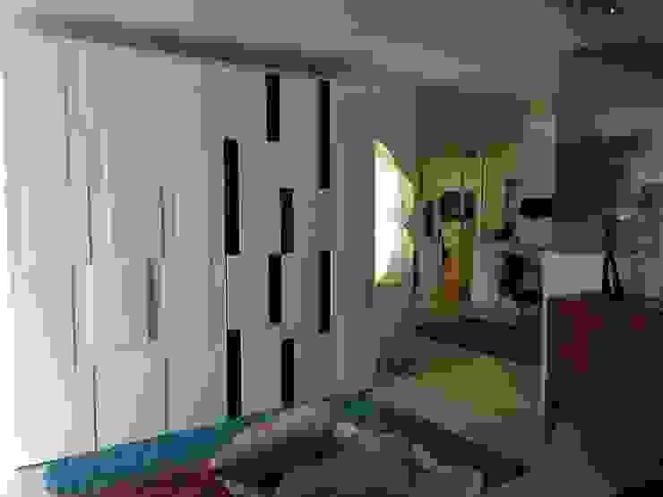 Modern style bedroom by Valentini Arredamenti Modern