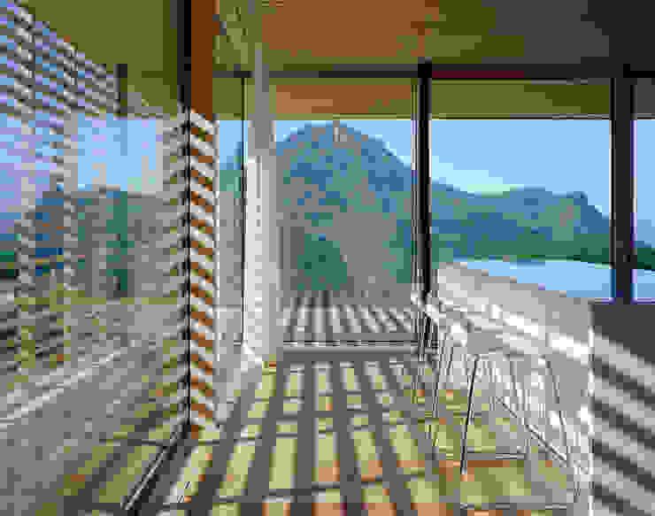 Dietrich | Untertrifaller Architekten ZT GmbH Puertas y ventanasVentanas