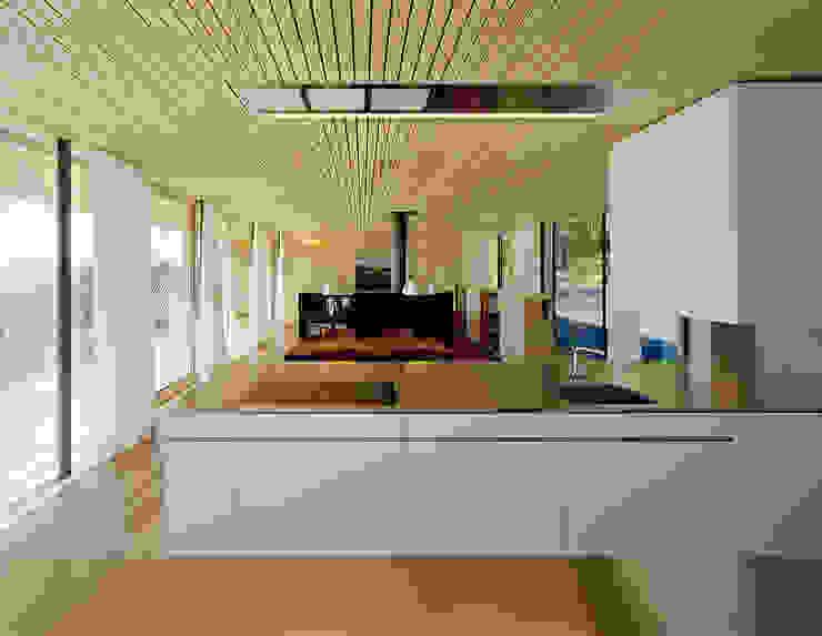 Dietrich | Untertrifaller Architekten ZT GmbH Cocinas de estilo moderno