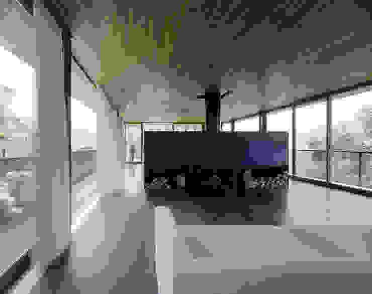 Haus B von Dietrich | Untertrifaller Architekten ZT GmbH Modern