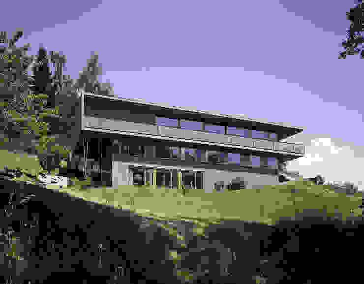 Haus B Moderne Häuser von Dietrich | Untertrifaller Architekten ZT GmbH Modern
