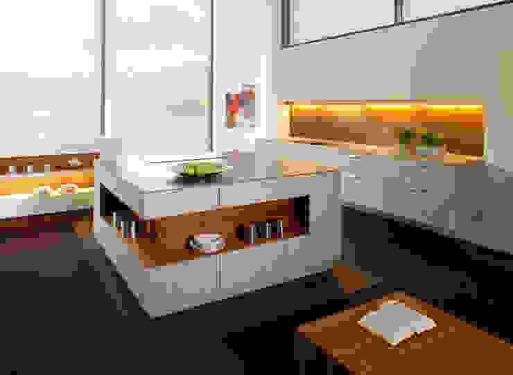 Küche aus imi-beton: modern  von H. Schubert GmbH,Modern