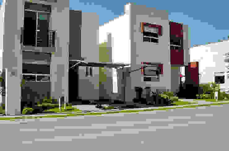 Modelo Arco Casas modernas de Velarium Shadeports Moderno
