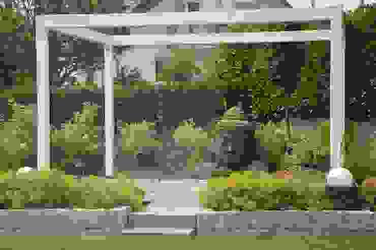 Einfamilienhaus in Aalen Moderner Garten von Architekturbüro Kais und Kais GmbH Modern
