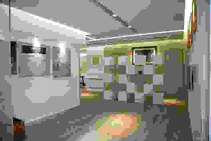 G/G associati studio di ingegneria e architettura _ing.r.guglielmi_arch.a.grossi Salon moderne