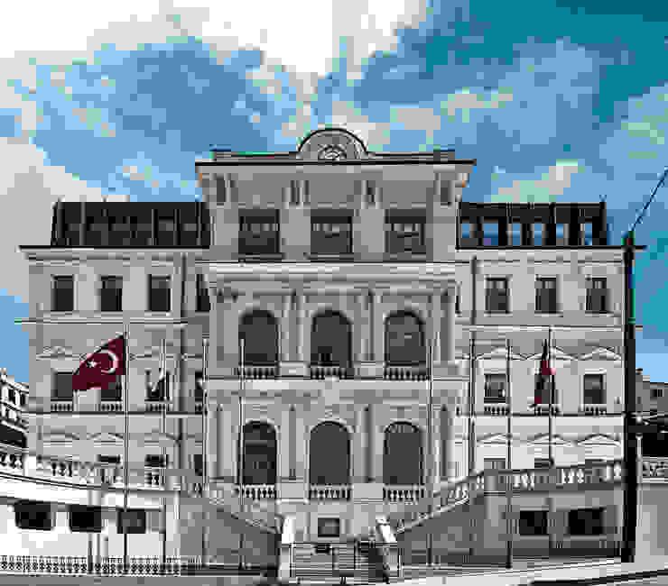 Beyoğlu Municipality Erginoğlu & Çalışlar Mimarlık