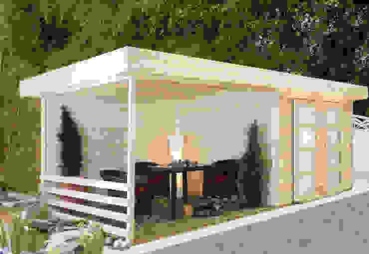 Gartenhaus2000 GmbH สวน