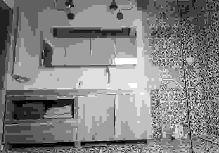 Salle de bain rustique par grupa KMK sp. z o.o Rustique