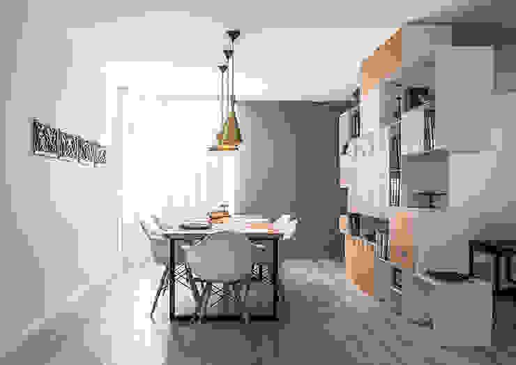 Modern dining room by grupa KMK sp. z o.o Modern