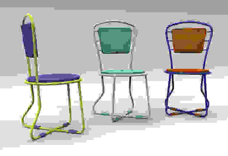 LInosa Chair di Giovanni Cardinale Designer Moderno