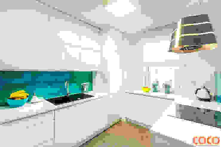 COCO Pracownia projektowania wnętrz Modern style kitchen