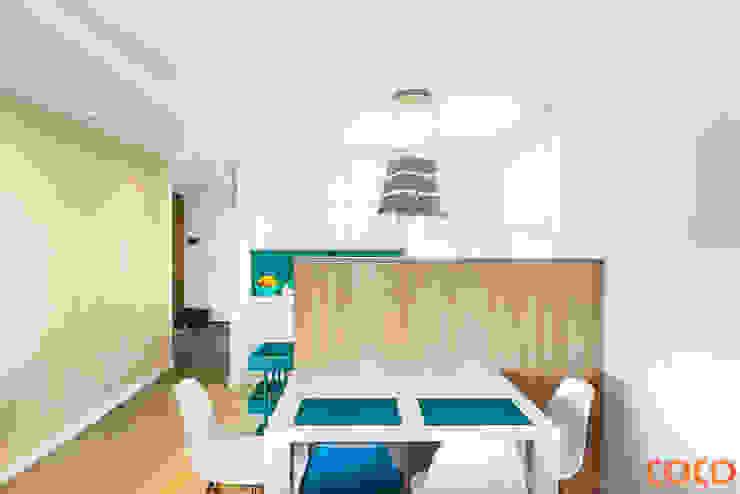 COCO Pracownia projektowania wnętrz Modern dining room