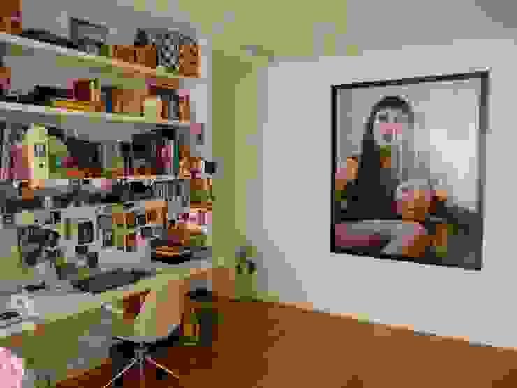 Maroto e Ibañez Arquitectos Minimalist bedroom